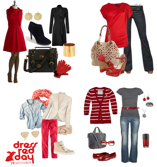 DressRedDay-items